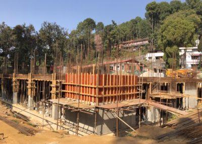 Trauma Centre Construction 1